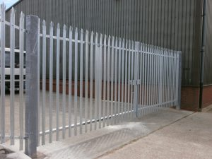 Steel Gate Supply Installation Fitting Erecting Oakdale