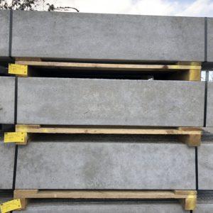 plain concrete gravel board