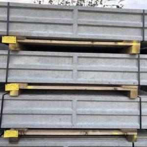 recessed concrete gravel board