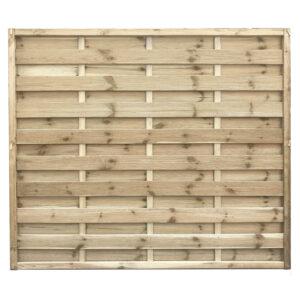 square horizontal panel