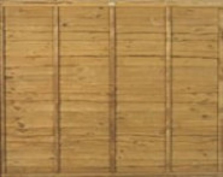 5ft Larch Lap Fence Panels Oakdale Fencing