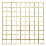 Traditional Square Trellis Green 1.83m – TST6G