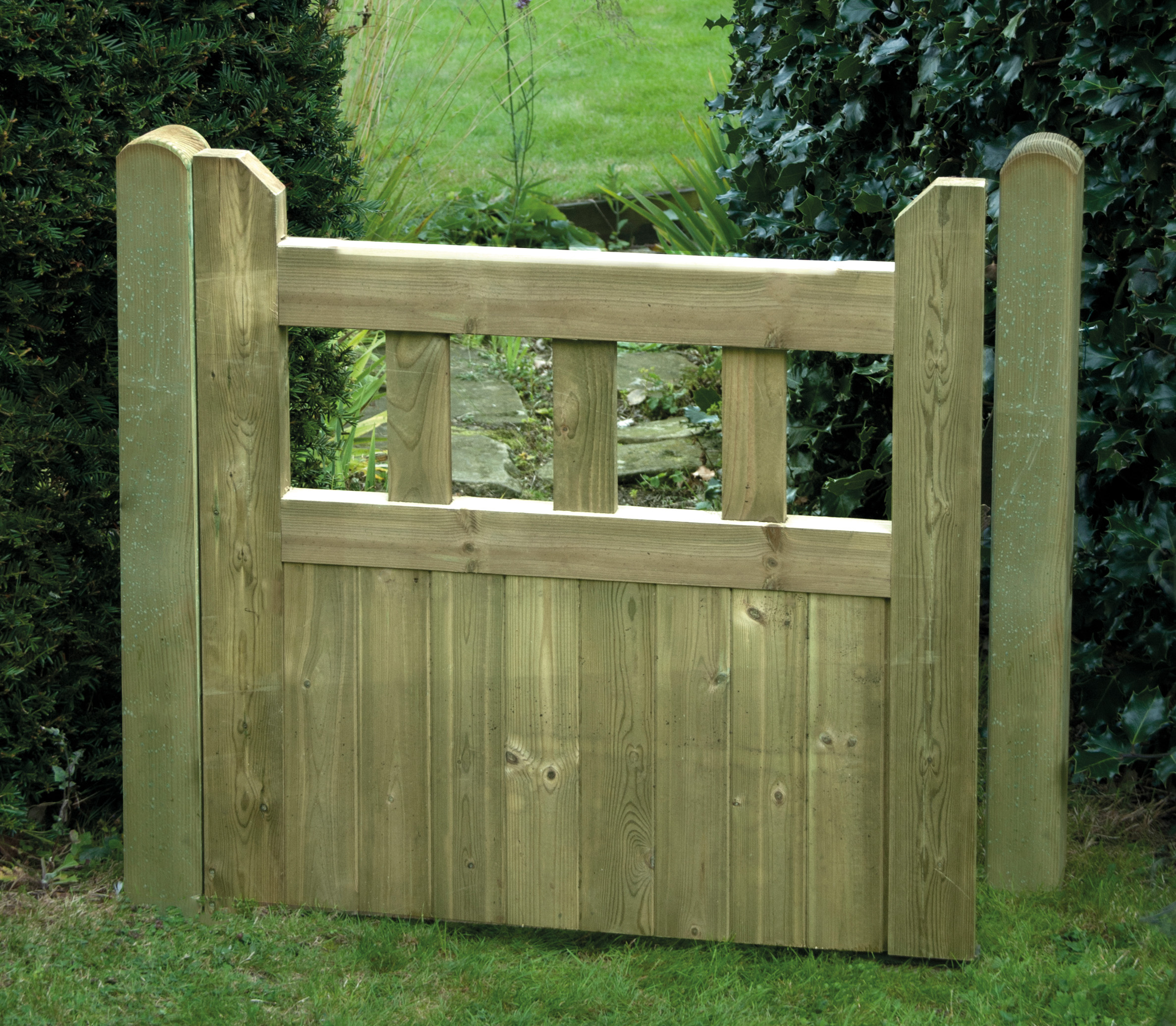 Regency Gate Oakdale Fencing