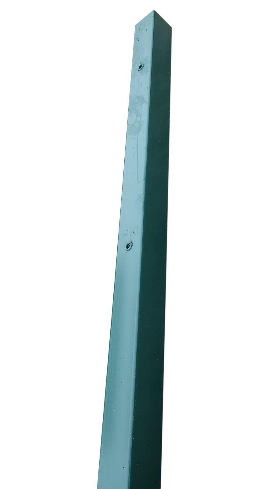 End Post For 2 4m High V Mesh Oakdale Fencing