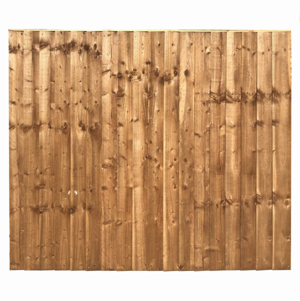 Contractor-feather-edge-panel-tanalised-brown