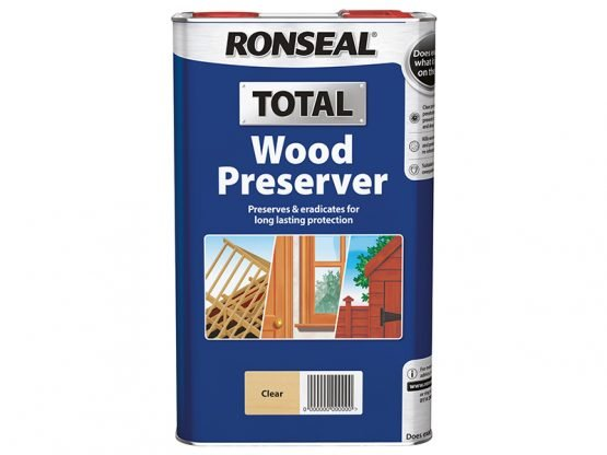 ronseal wood clear